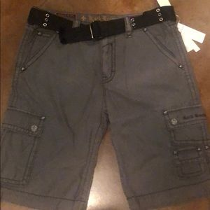 Rock Revival shorts with belt